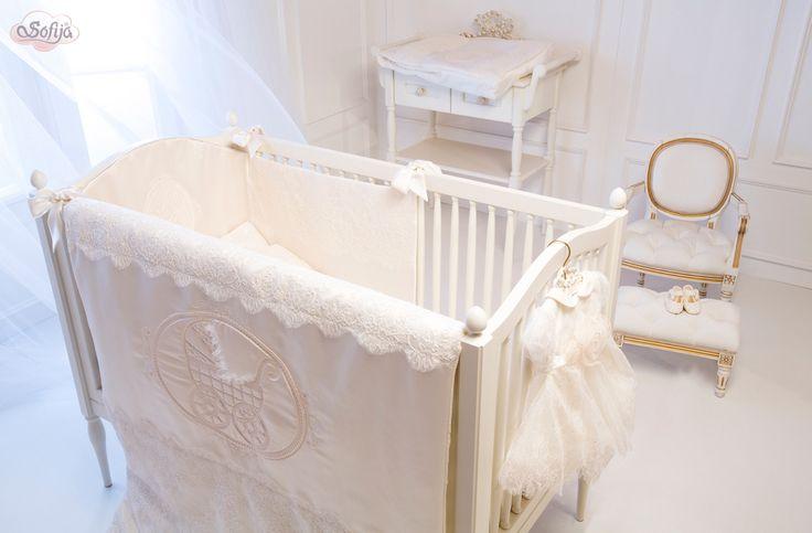 Koronkowa pościel dla dziecka   www.sofija.com.pl  #sofija #ubranka #pościel  #koronka #dziecko #chrzest #moda #kidsfashion #baby #kindermode #cotton #sweet #cute #ребенок
