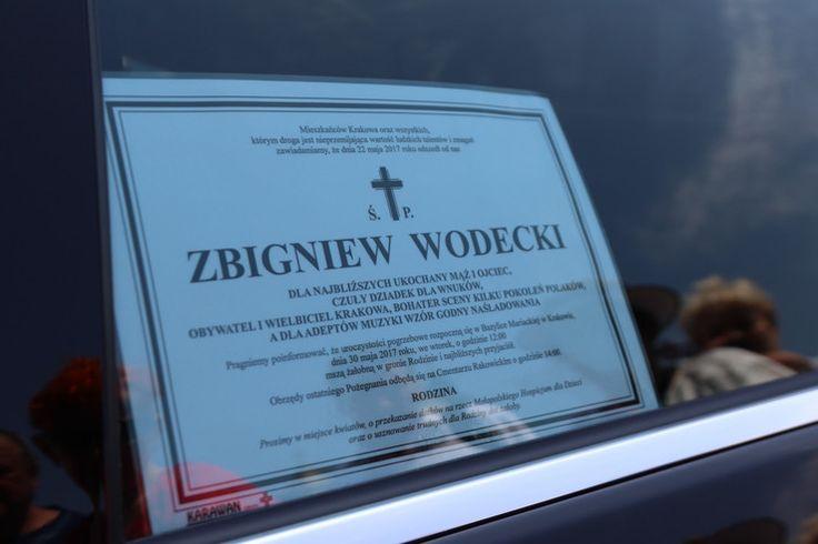 Zbigniew Wodecki: uroczystości pogrzebowe, pożegnanie artysty - Muzyka
