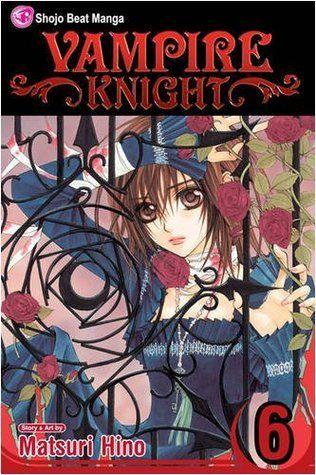 Vampire Knight Vol 06