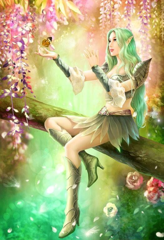 можете умные картинки с феями и эльфами утепляются шумоизолируются