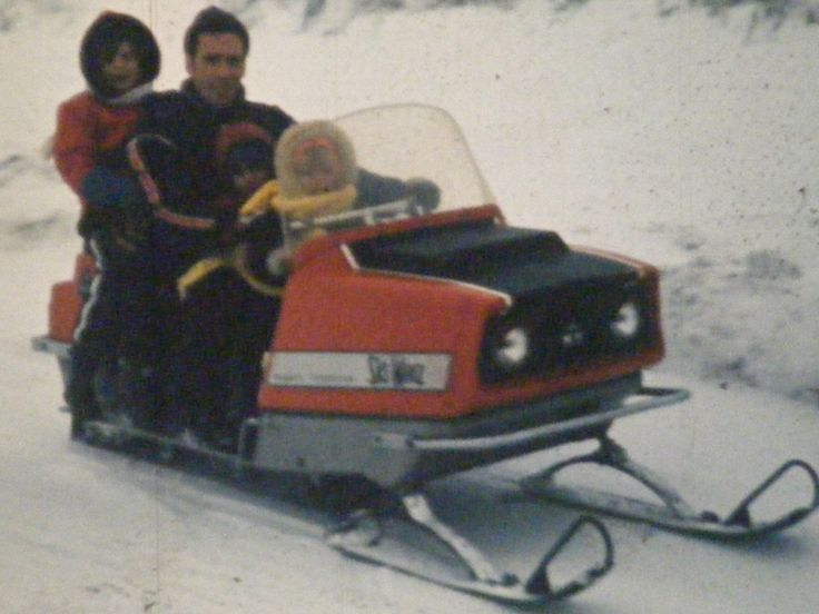 17 best images about classic snowmobiles on pinterest for Vintage sleds