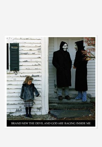 BRAND NEW The Devil & God Are Raging Inside Me  (2006)