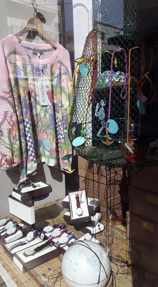 Spring Summer 2015 | Antonella Boutique #Wildfox #DanielWellington #Watches #accessories #anchor #KaterinaIoannidis #AntonellaBoutique