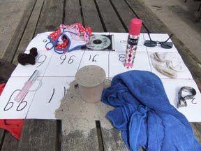 Levend Bingo - www.activitheek.nl Erg leuk spel, ook op het strand bijvoorbeeld!