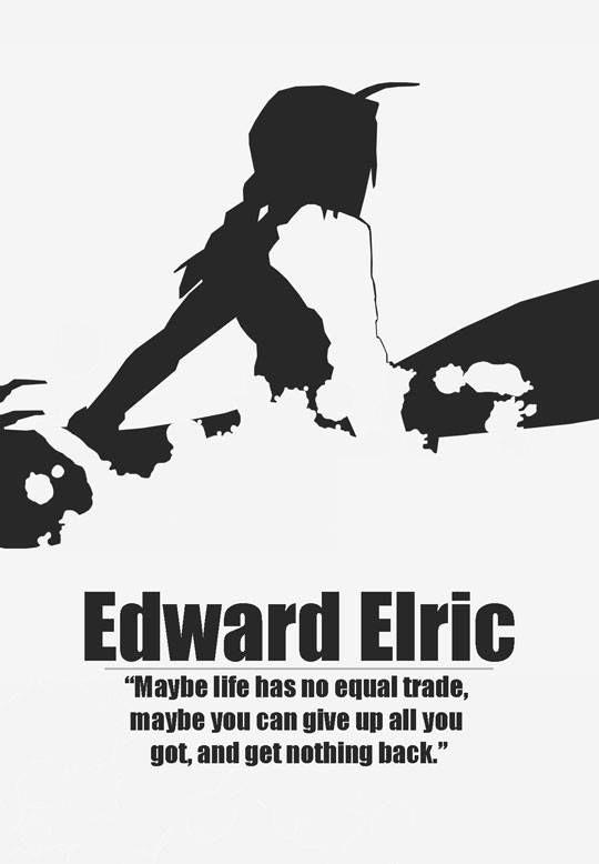 Edward Elric | Fullmetal Alchemist Brotherhood | #FMAB | Anime