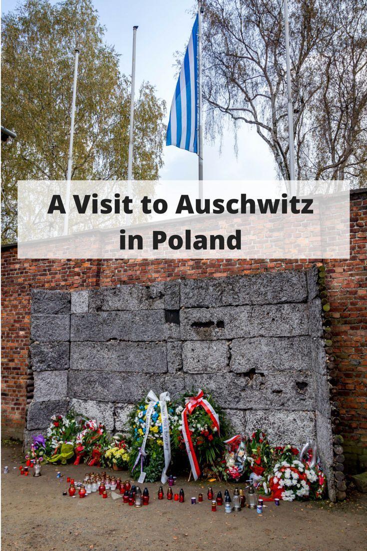 What is it like to tour Auschwitz-Birkenau in Poland?