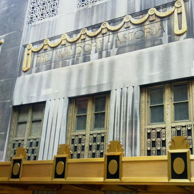The Waldorf Astoria #NYC