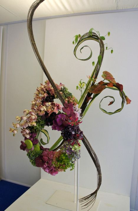 how to make flowers arrangements with fresh flowers