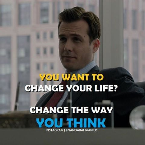 Change your thinking, change your life! #quote #think #success #staypositive #wordsofwisdom