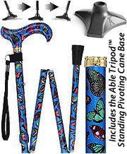Folding Canes & Adjustable Canes | Fashionablecanes.com