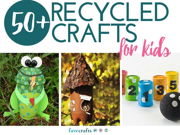 54 Recycled Crafts for Kids  sc 1 st  Pinterest & 269 best Recycling Crafts images on Pinterest | Craft Recycling and ...