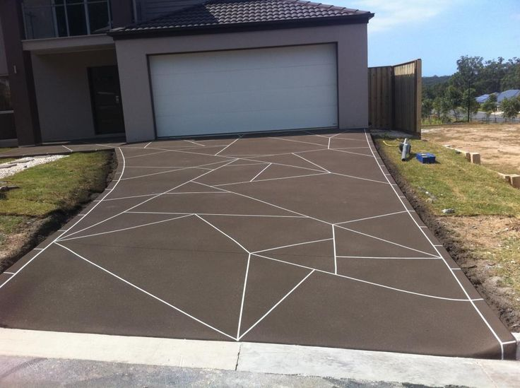 Paving Design Ideas - Get Inspired by photos of Paving Designs from Pacific Coast Concrete - Australia   hipages.com.au