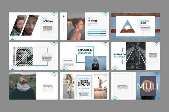 TAYONG - Multipurpose Template by Rits Studio on @creativemarket