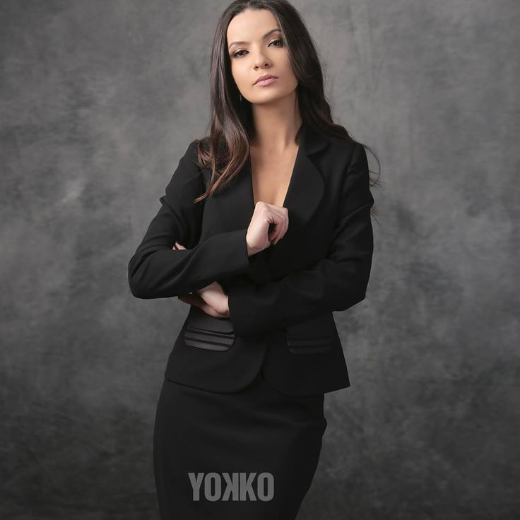 The charm of a perfect OFFICE outfit  ♡ #office #outfit #jacket #workwear #style #fashion #woman #newcollection #yokko #sprin17