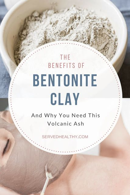 Benefits of Bentonite Clay For Health And Wellness | Learn how to gain multiple benefits for your health and skin, simply by using bentonite clay as well as how to to make a homemade facial mask. Bentonite Clay Skin Care | Bentonite Clay Health Remedies