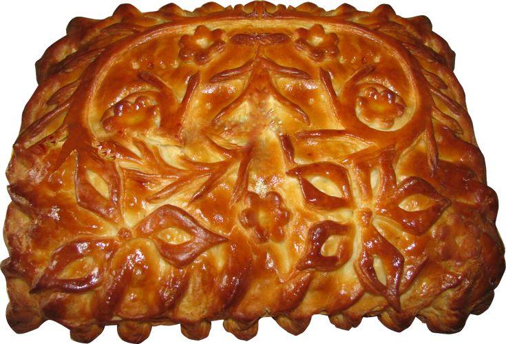 Пирог вишней