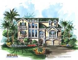 Olde florida house plans