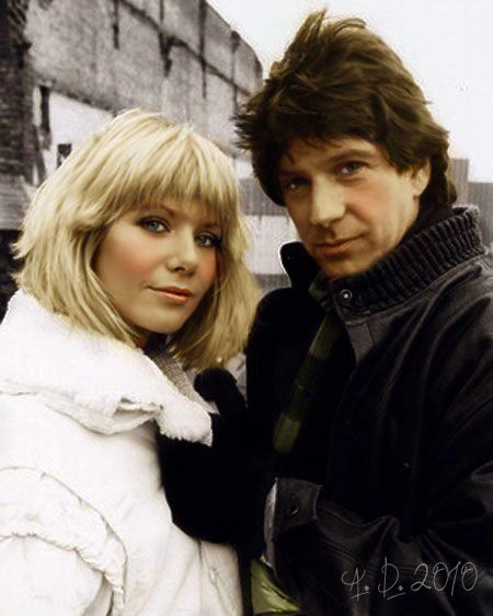 DEMPSEY & MAKEPEACE - I'm watching it on You Tube, very exciting and a classic.  I found the tv-tie in books just as exciting!  I remember how utterly exciting it was browsing in second hand Bookshops and finding tv-tie ins to my fav series like Hart To Hart and Charlie's Angels.
