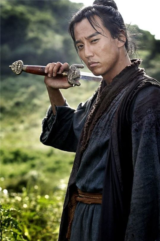 Kim Nam Gil as #Bidam, the rough diamond in the great #KDrama Korean…