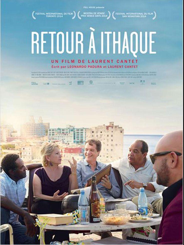 Retour à Ithaque _ Laurent Cantet _ 2014