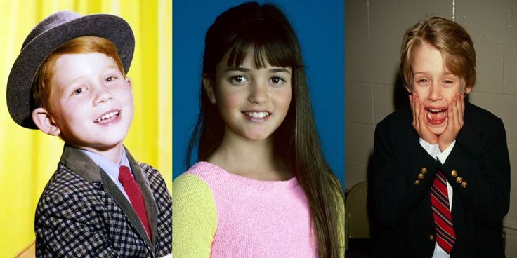 Beloved Child Stars: Where Are They Now - Famous Child Actors Today