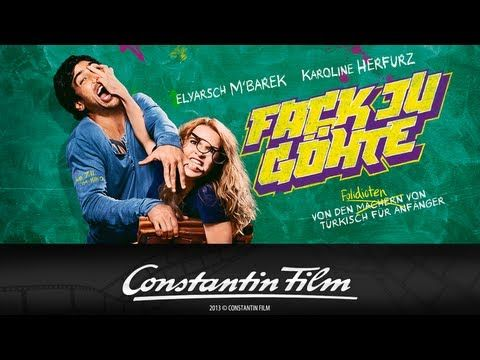 ▶ FACK JU GÖHTE - Offizieller Trailer - YouTube