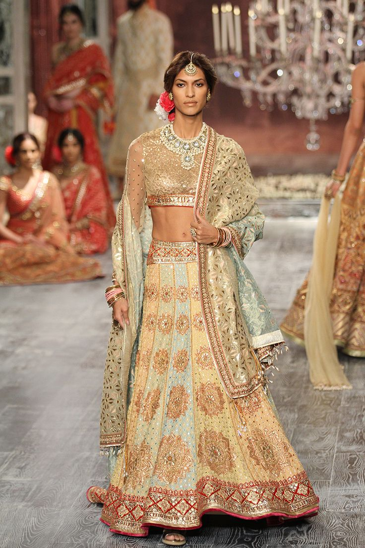 50 best Tarun Tahiliani India Couture Week 2016 images on ...