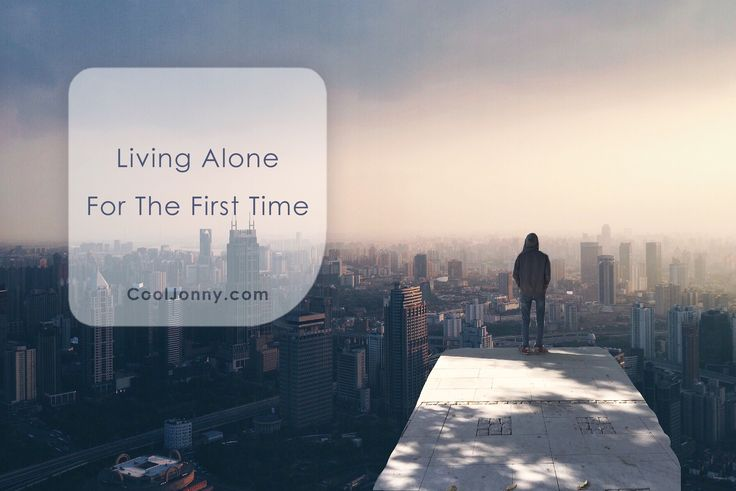 Living alone for the first time is all at once exciting, overwhelming and scary. Find your first private apartment at CoolJonny.com and enjoy freedom!