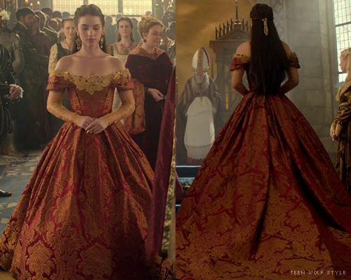 I think the wedding dress and corination dress were best
