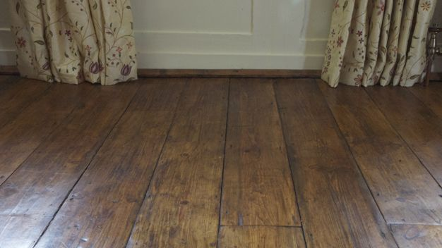 Reclaimed Pine Floorboards | Drummonds Architectural and Flooring ltd.