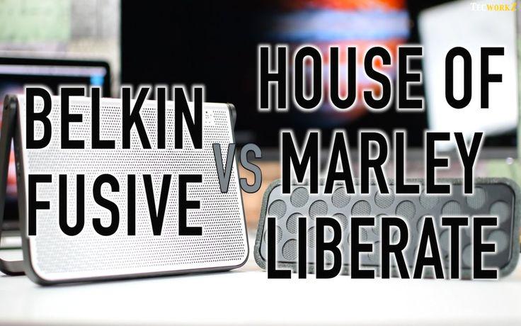 Belkin Fusive vs House of Marley Liberate Bluetooth Speaker