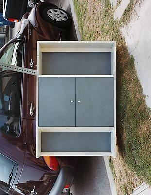 Street Furniture, 2007. Cabinet