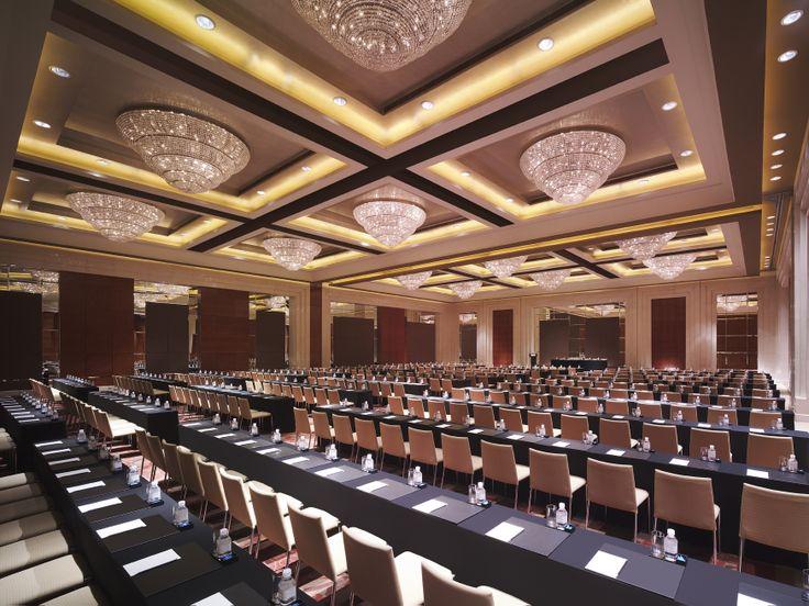 Grand Hyatt Beijing, Ballroom