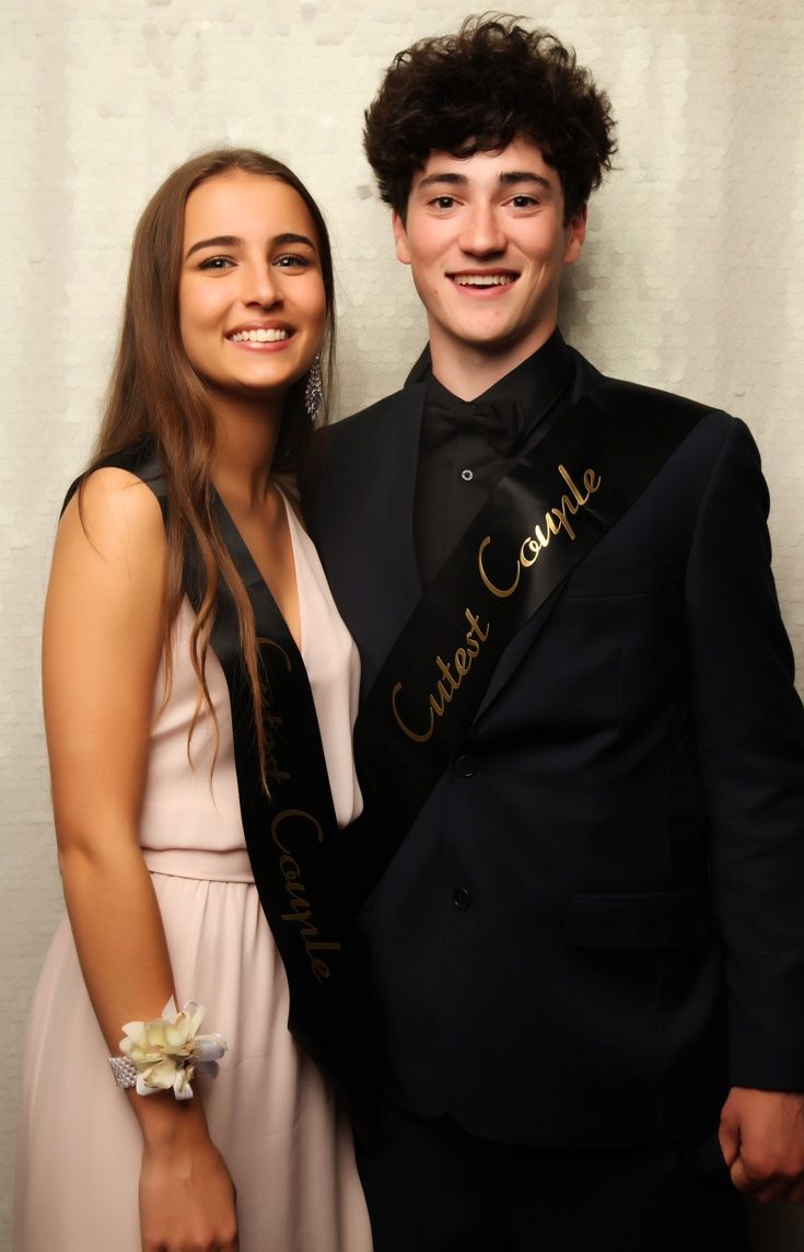 St Kentigern College Ball 2016. Cutest couple.  www.whitedoor.co.nz