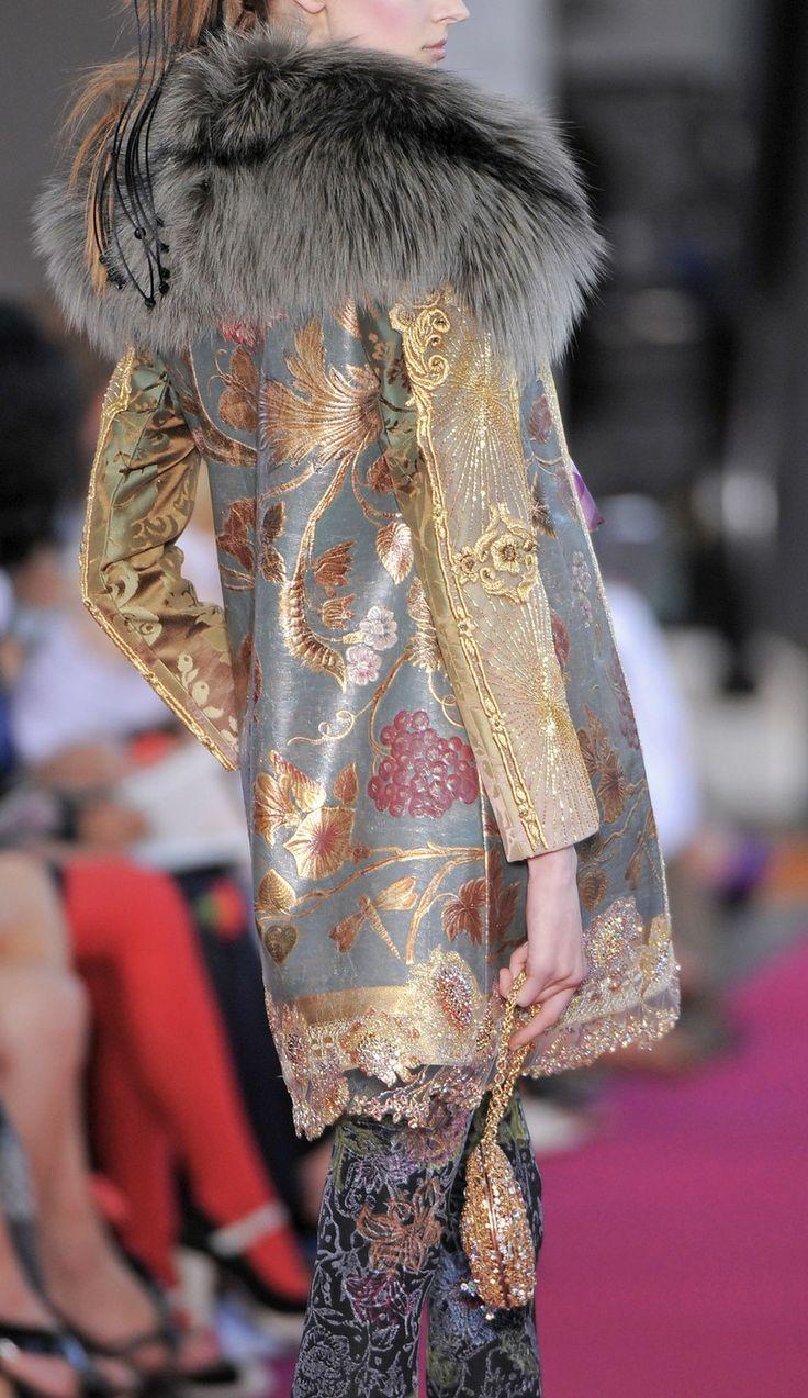 Christian Lacroix Haute Couture Autumn 2008 - Details