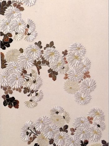 japanese embroidery - Pesquisa Google                                                                                                                                                                                 More