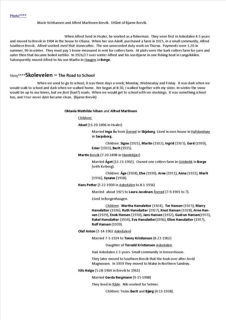 Brevik - GÅRDER OG SLEKTER I BORGE OG TORSNES - (pg. 222-232) (6)