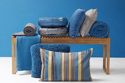 Dekoracja wnętrz – Znajdź dywany, kosze, obrusy i dekoracje w JYSK