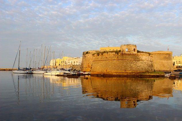 Info   Castello di Gallipoli