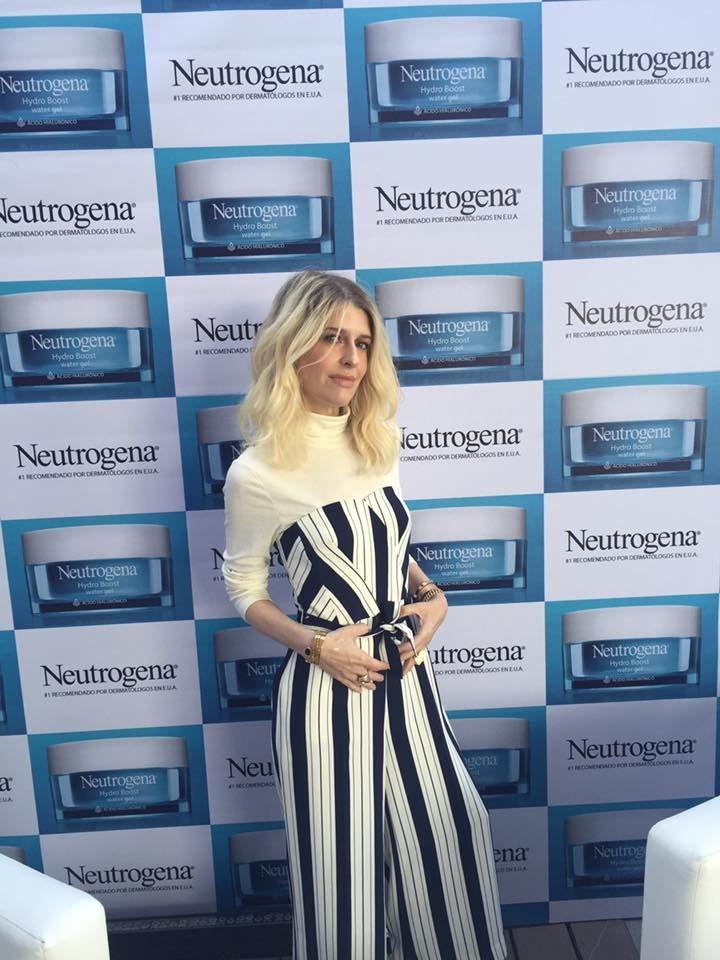 Conociendo la nueva manera de hidratar la piel con Neutrogena México #HydroboostMX
