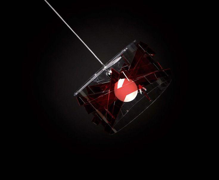 BiBang Sospensione Colore Rosso