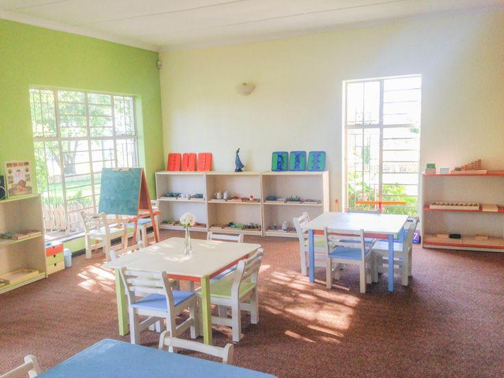 Montessori Preschool Environment