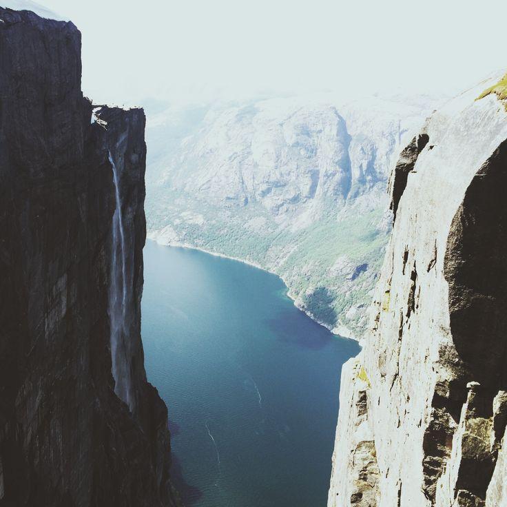 Stunning view.