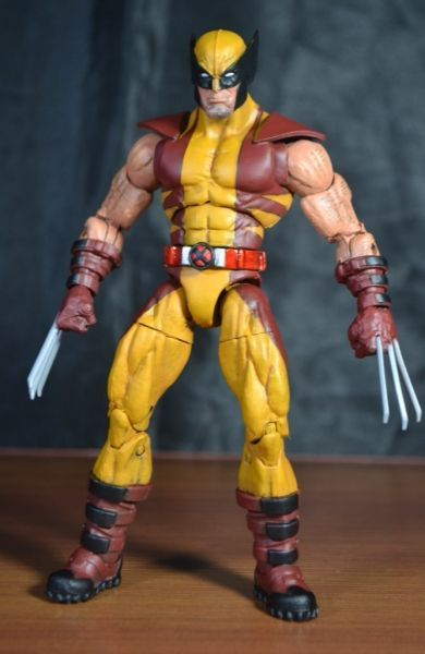 Wolverine Icons Style (Marvel Legends) Custom Action Figure