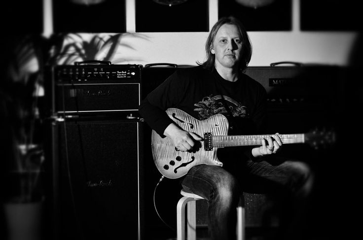 Dave Foster, Steve Rothery Band, Mr So & So and Solo artist