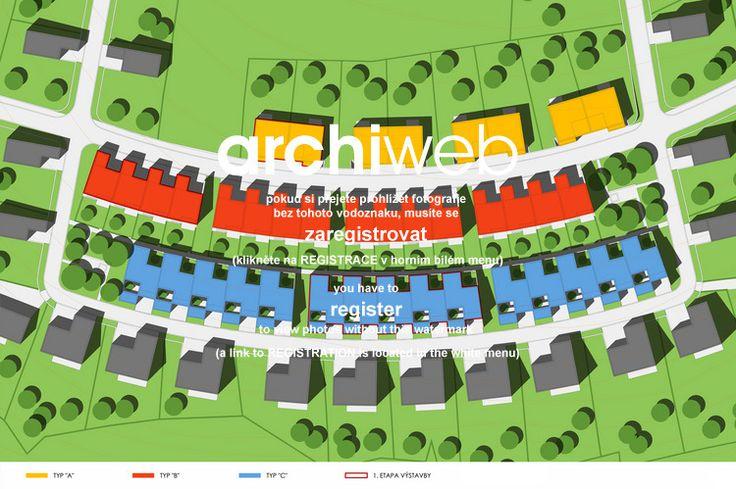 archiweb.cz - Rezidence Zlín-Příluky