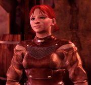 Dagna in Dragon Age: Origins