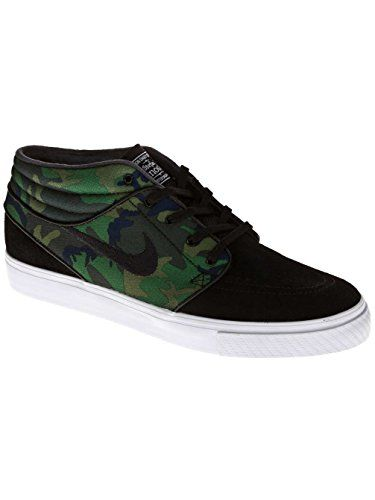 28b4c7c155c4b Nike Men s 443095 Ankle-High Skateboarding Shoe Review