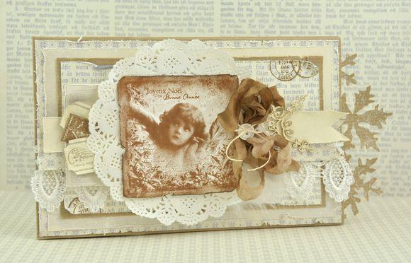 Stempelglede :: Vintage Christmas - Cathrine Sandvik DT