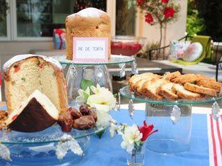 Manualidades y Artesanías   Pie de tortas   Utilisima.com